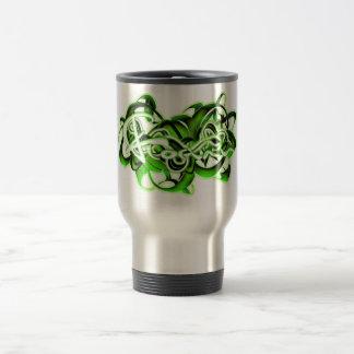 Florian 15 Oz Stainless Steel Travel Mug