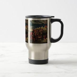 Florian Scenes Follow A Legend Of St. Florian Mugs