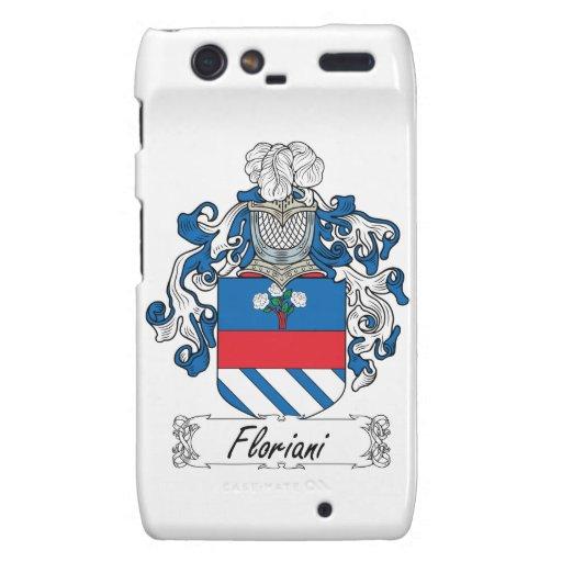 Floriani Family Crest Motorola Droid RAZR Cases