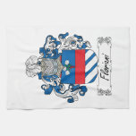 Floriani Family Crest Towels