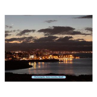 Florianópolis, Santa Catarina, Brazil Postcard