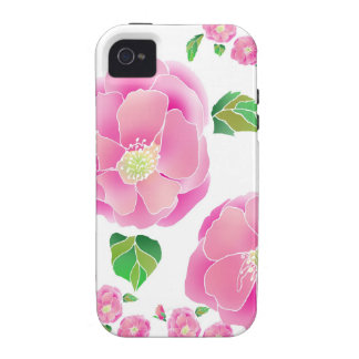 Floribunda Case-Mate iPhone 4 Fundas
