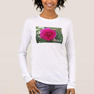 Floribunda Rose - RSVP Long Sleeve T-Shirt