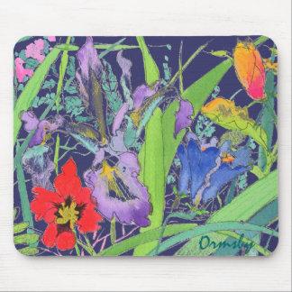 Floribunda Spring Floral mousepad
