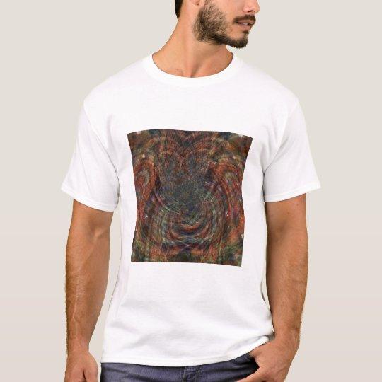 Florid Mandala #3.4 (app) T-Shirt