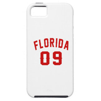 Florida 09 Birthday Designs iPhone SE/5/5s Case