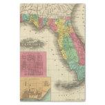 """Florida 10 2 10"""" x 15"""" tissue paper"""