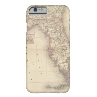 Florida 10 barely there iPhone 6 case