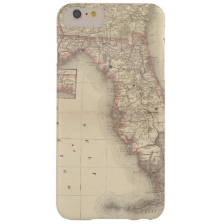 Florida 10 barely there iPhone 6 plus case