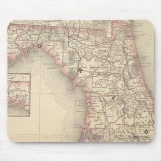 Florida 10 mouse pad