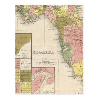 Florida 12 post card