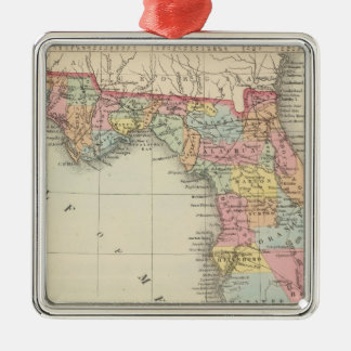 Florida 13 metal ornament