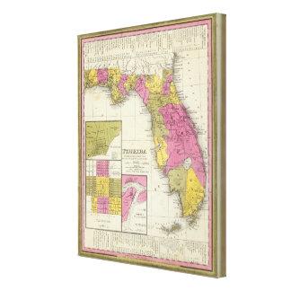 Florida 15 canvas print