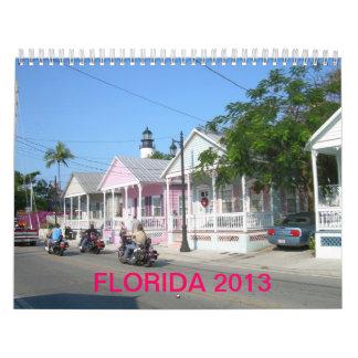 FLORIDA 2013 Wall Calendar