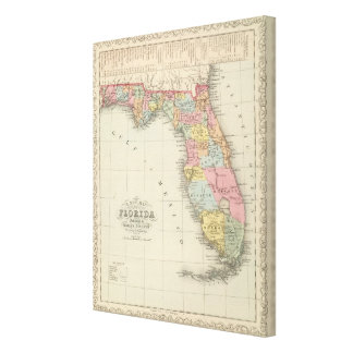 Florida 2 canvas print