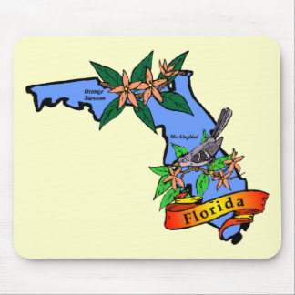 Florida 2 mouse pad