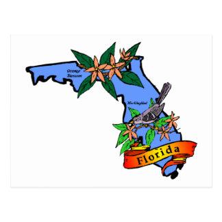 Florida 2 postcard