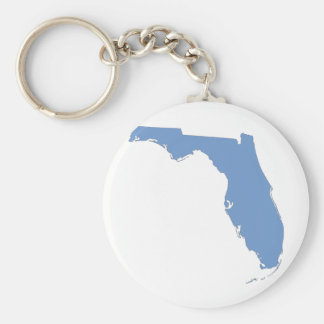Florida - a blue state keychain