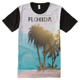 Florida All-Over Print Shirt