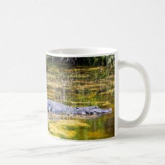Florida Alligator Coffee Mug