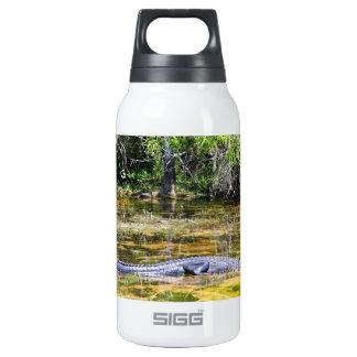 Florida Alligator Thermos Bottle