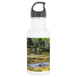 Florida Alligator Water Bottle