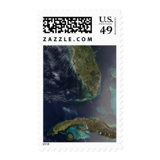 Florida and Cuba Postage Stamps