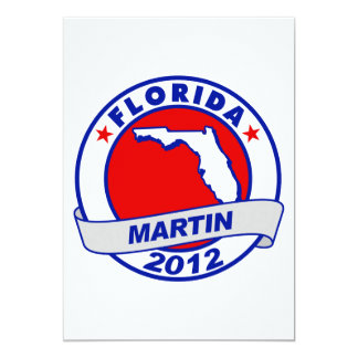 Florida Andy Martin Card