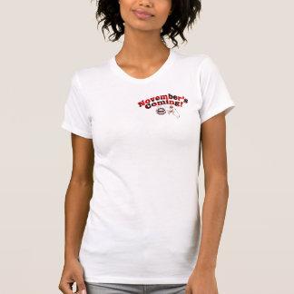 Florida Anti ObamaCare – November's Coming! T-Shirt