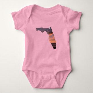 Florida baby onsie baby bodysuit