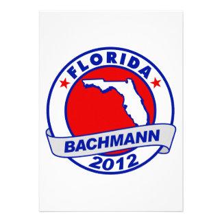 Florida Bachmann Invites