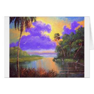 Florida Backwoods Colors Card