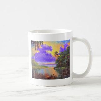 Florida Backwoods Colors Coffee Mug