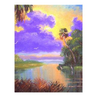 Florida Backwoods Colors Flyer