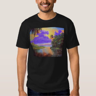 Florida Backwoods Colors T Shirt