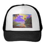 Florida Backwoods Colors Trucker Hats