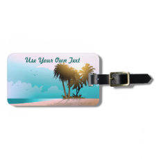 Florida Bag Tag