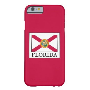 Beach Themed Florida Barely There iPhone 6 Case