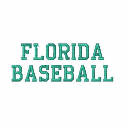Florida  Baseball Polo