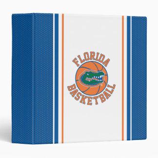 Florida Basketball | Gator Head Binder
