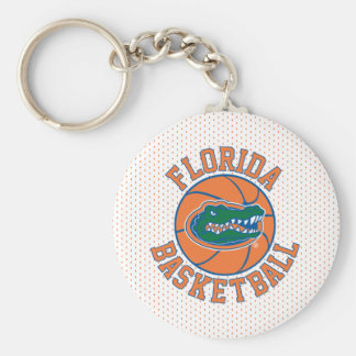 Florida Basketball | Gator Head Keychain