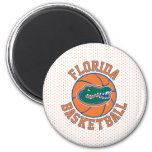 Florida Basketball Magnet