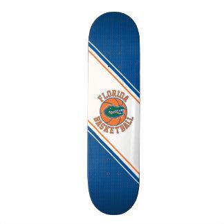 Florida Basketball Skate Deck