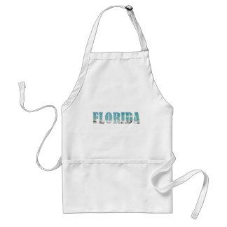 Florida Beach Adult Apron