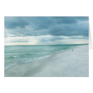 Florida Beach Card