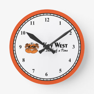 Florida Beach Clock