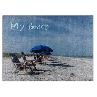 Florida Beach Cutting Board