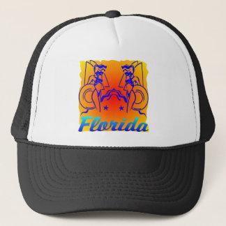 Florida Beach Girls Trucker Hat