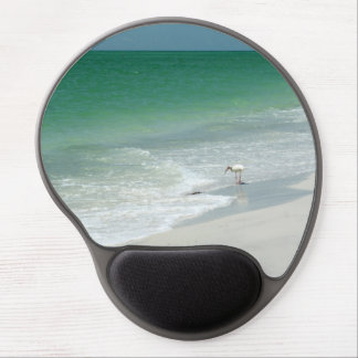 Florida beach mouse pad gel mouse pad