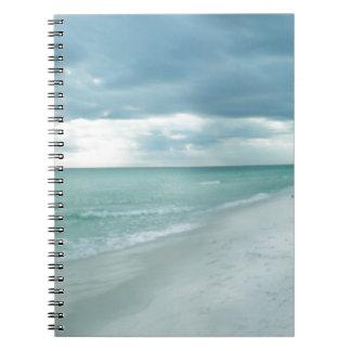 Florida Beach Notebook